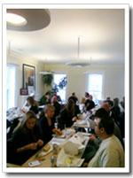 new pic on Flickr: AAFKC's lunch series