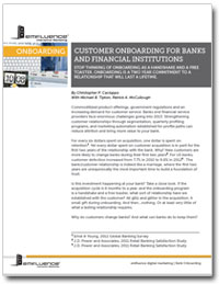 segmentation and automation to keep your banking customers happier longer