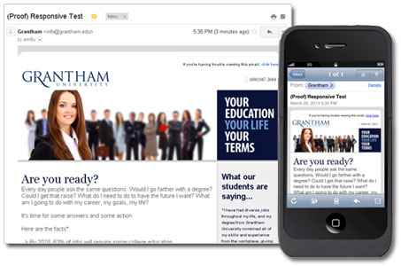 is it time for responsive email marketing design?