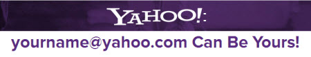 Yahoo! to recycle inactive email addresses
