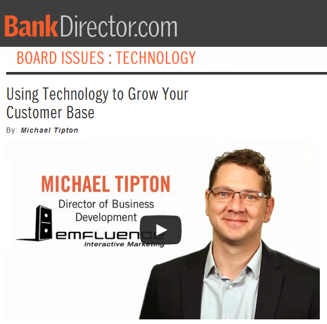 Using Technology to Grow Your Banking Customer Base