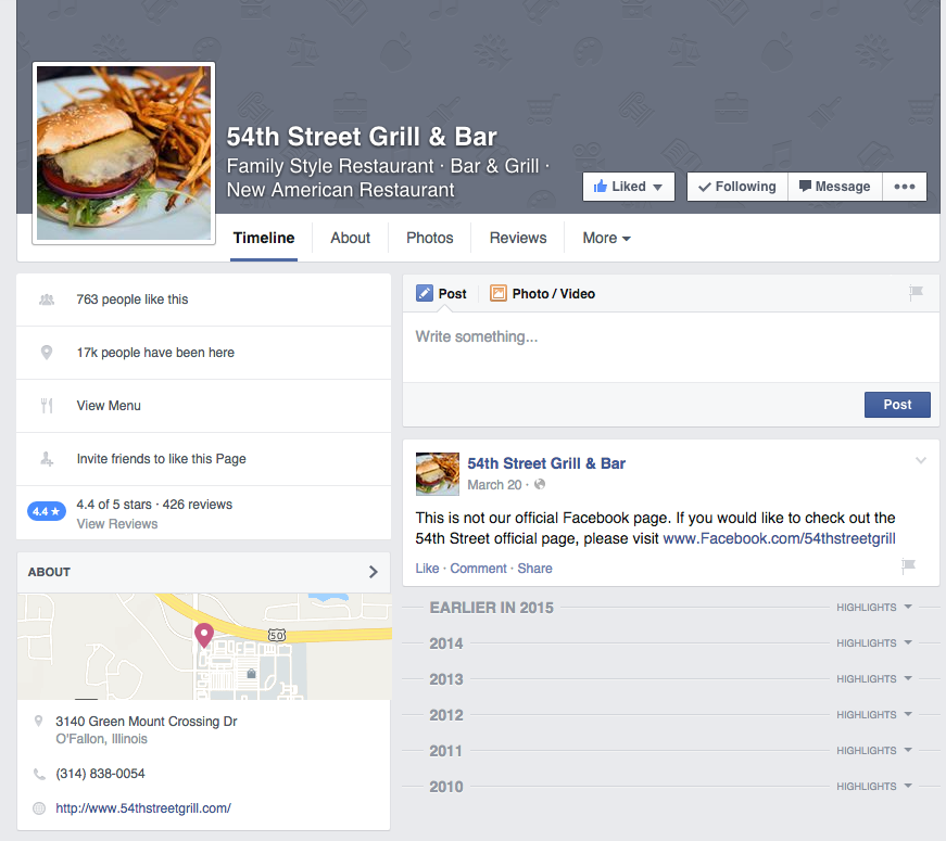 How to merge facebook business pages