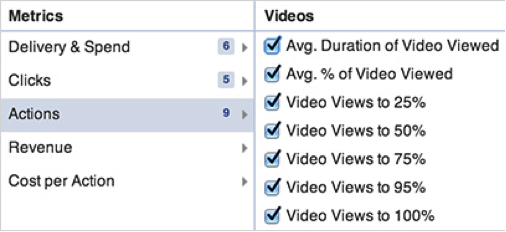 Creating effective video ads for facebook