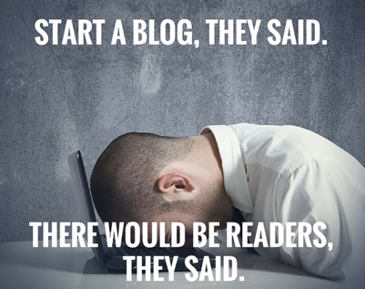 Barriers to Successful Blogging