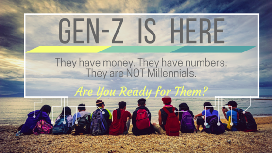 Marketers Are Not Ready for Gen-Z