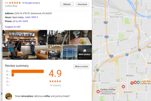 How Positive Reviews Improve Local SEO For Businesses