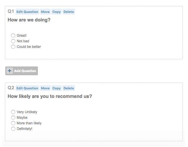 surveys and customer feedback emfluence marketing platform