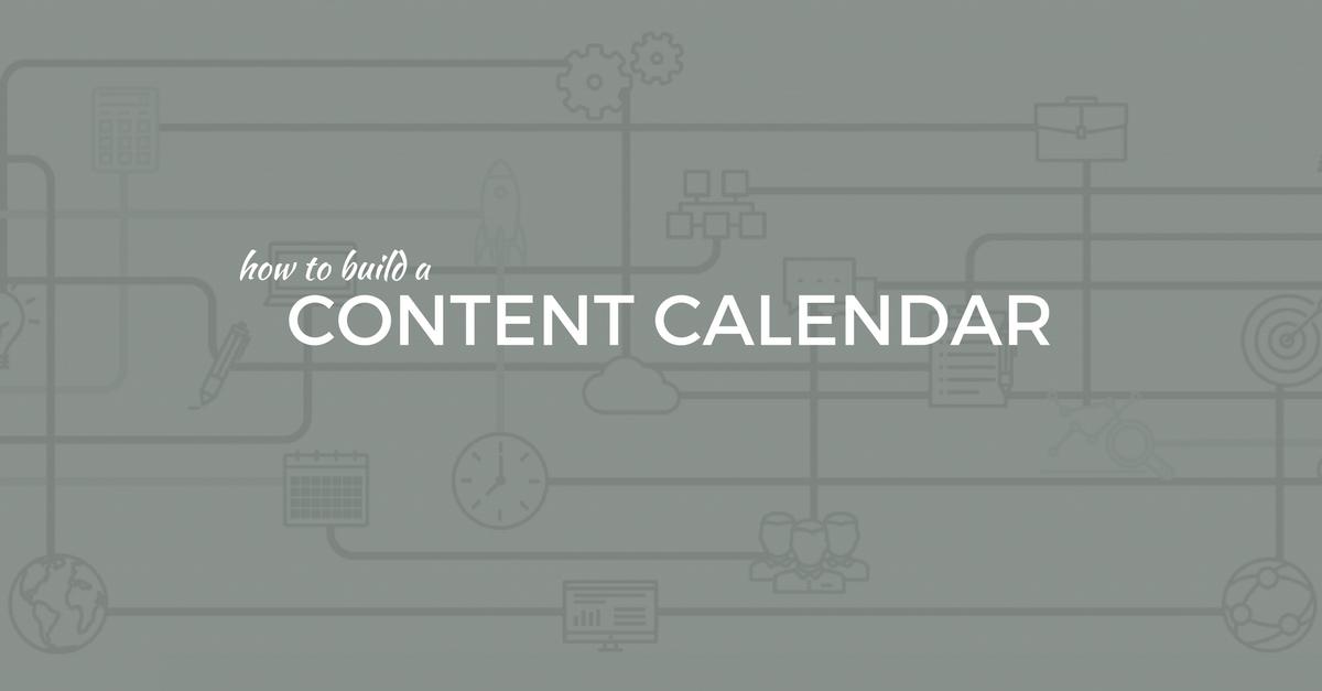 Content Calendar Download