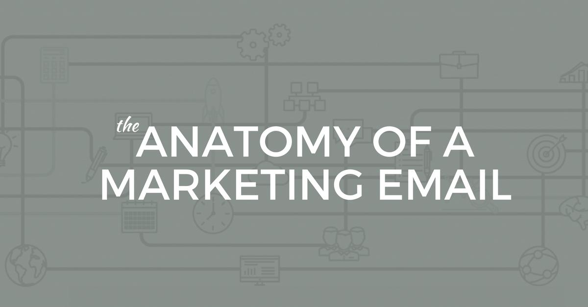 marketing email design