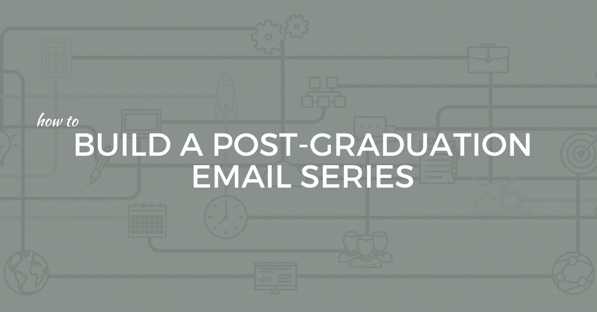 Post-graduate email series
