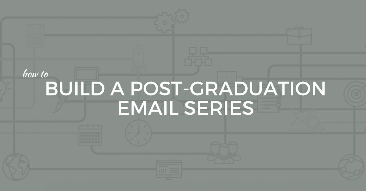 Post-graduate email series
