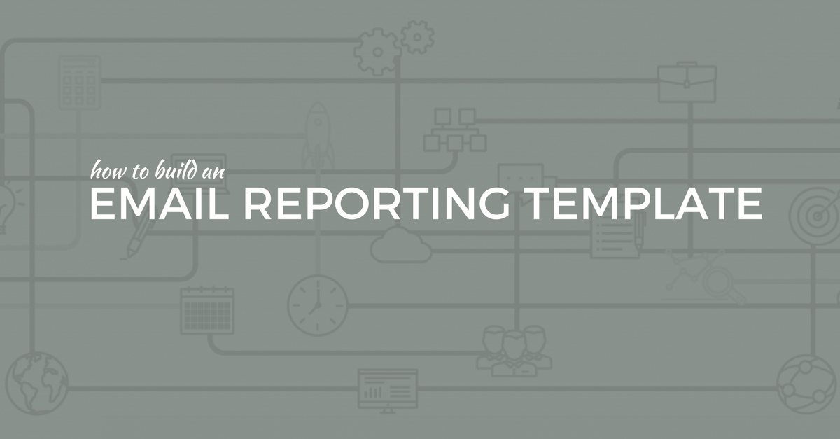 email Report Template Download
