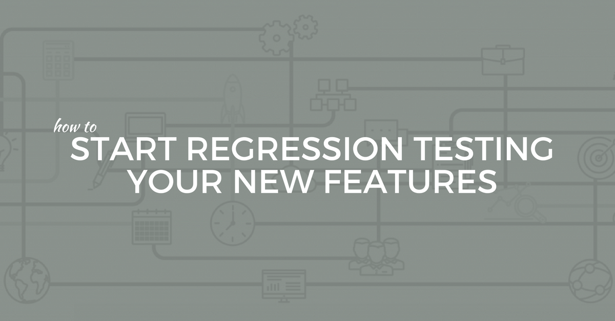 Regression Testing Template