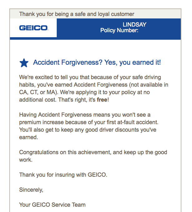 Geico Accident Forgiveness >> Geico Accident Forgiveness 2020 Top Car Release And Models