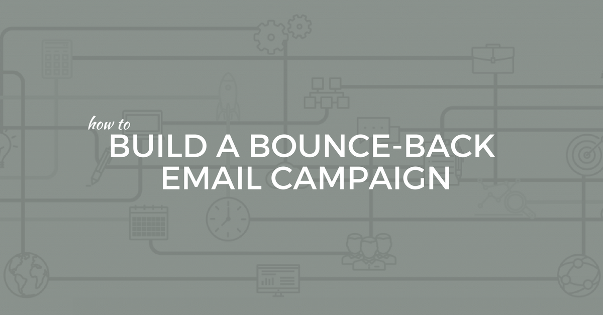 bounce-back email campaign
