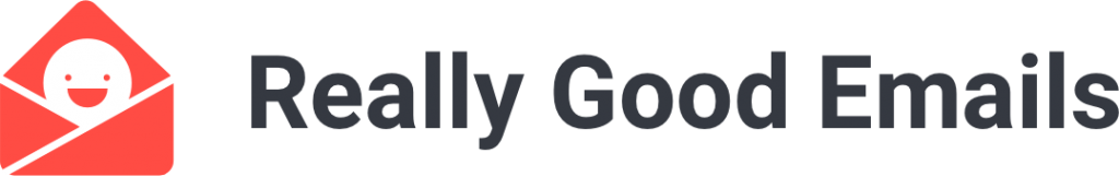Really Good Emails Logo