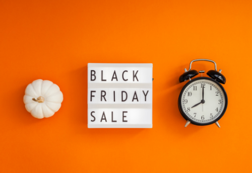 Start Planning for Black Friday and Cyber Monday Now