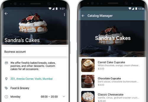 WhatsApp Rolls Out Catalogs for Small Business