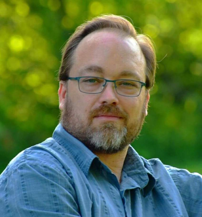 Photo of Andrew Patterson